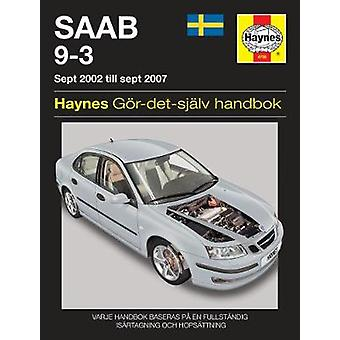 Saab 9-3 Owners Workshop Manual (New edition) - 9781785213274 Book