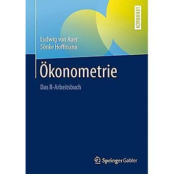 Oekonometrie by Ludwig Von Auer - 9783662491812 Book