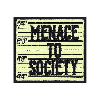Grindstore Menace To Society Patch
