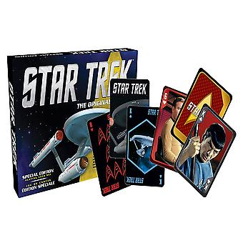Star Trek Playing Card Box Set of 2