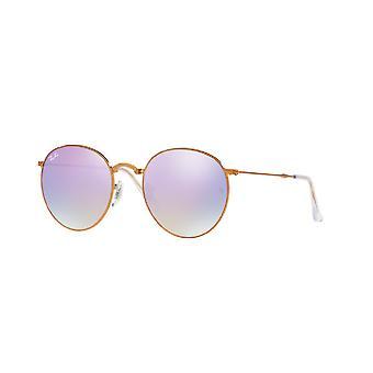 Ray Ban Round Metal plegable gafas de sol - RB3532-198/7 X-50