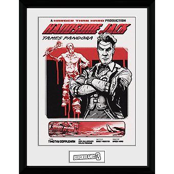 Borderlands 3 Handsome Jack Collector Print 16x12 inches 30.5x41cm