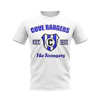 Cove Rangers Established Camiseta de Fútbol (Blanco)