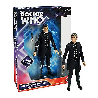 Doctor Who Twelfth Doctor in Polka Dot Shirt Action Figure