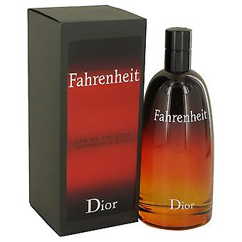FAHRENHEIT av Christian Dior Eau De Toilette Spray 6.8 oz/200 ml (män)