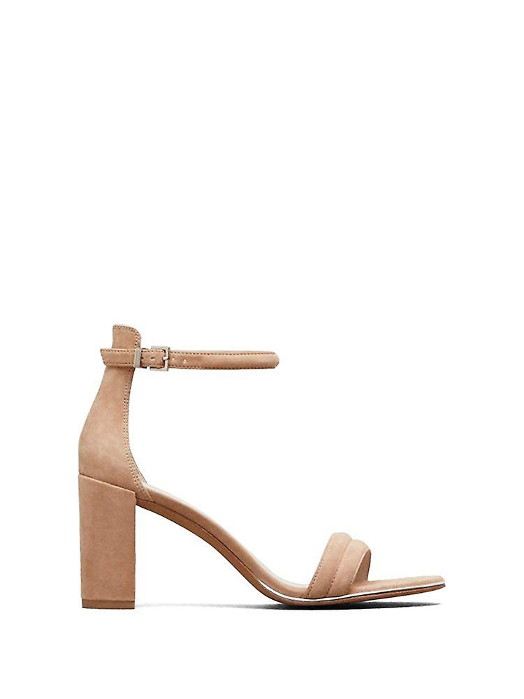 Kenneth Cole New York Womens Lex Fabric Open Toe Casual Ankle Strap Sandals