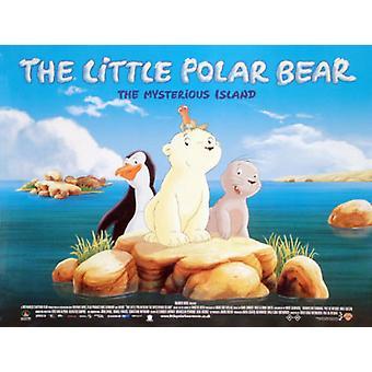 The Little Polar Bear (Double Sided) Original Cinema Poster