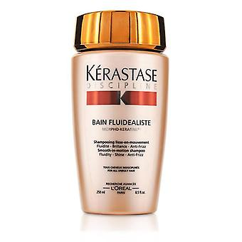 Kerastase Disciplina Bain Fluidealiste Smooth-in-motion Shampoo (per tutti i capelli indisciplinati) - 250ml/ 8.5oz