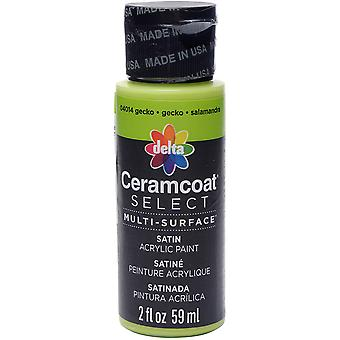 Ceramcoat Select Multi-Surface Paint 2oz-Gecko 4000-04014
