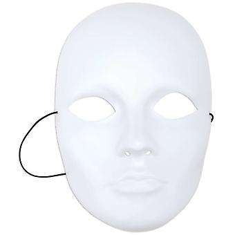 Il masque forme 8 1 2 « complet blanc Md71000