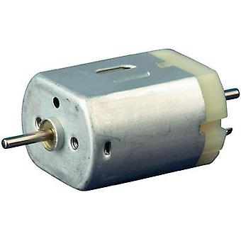 Miniature brushed motor Motraxx X-Train 285 12250 rpm