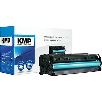 KMP Toner cartridge replaced HP 305A, CE413A Compatible Magenta 3400 pages H-T159