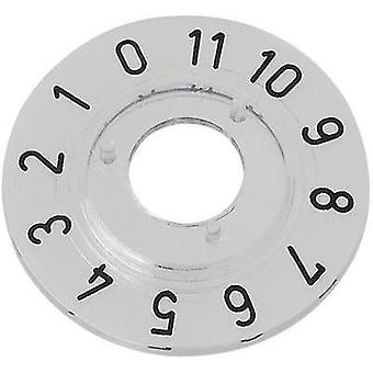 Mentor 331.204 Numbered Dial Disc, 1-11