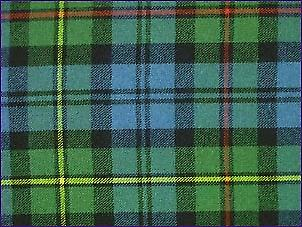 MacEwan, Ancient - Pure Wool Tartan