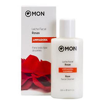 Mon Deconatur Roses Milk 200 Ml (Woman , Cosmetics , Skin Care , Facial Cleansing)