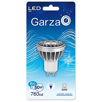 Garza Hp Led Gu10 6W 360lm 36º 50K (Home , Lighting , Light bulbs and pipes)