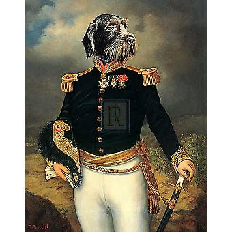 Ceremonial Dress Poster Print by Thierry Poncelet (11 x 14)