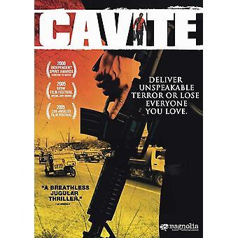 Cavite filmposter (11 x 17)