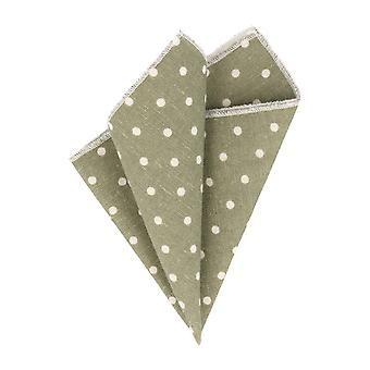 Snobbop handkerchief khaki with white dots handkerchief Cavalier cloth