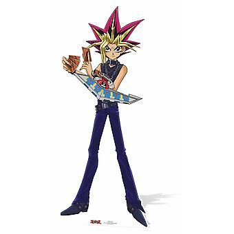 Yami Yugi króla gier Yu - Gi - Oh! Karton wyłącznik / Standee / Standup