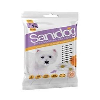 Sanidog hygiejnisk handske tørrer 4pk (pakke med 12)