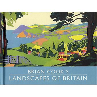 Brian Cook's Landscapes of Britain (Mini Edition) (Hardcover) by Cook Brian