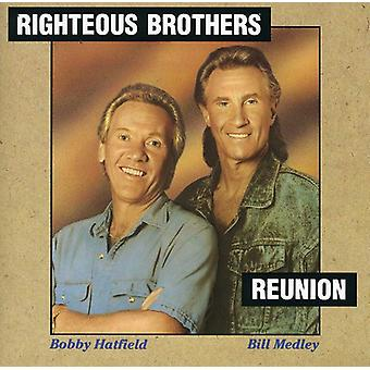 Righteous Brothers - Reunion [CD] USA import