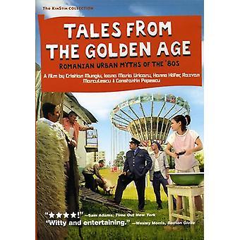 Fortællinger fra the Golden Age [DVD] USA importerer