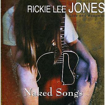 Rickie Lee Jones - Naked Songs [CD] USA import