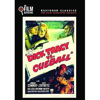Dick Tracy vs Cueball [DVD] USA importerer