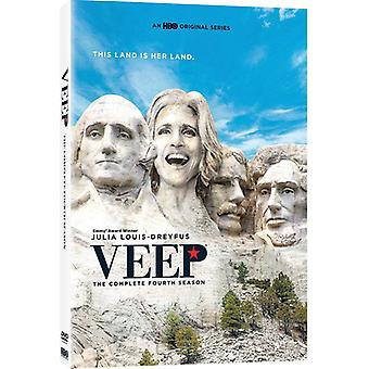 Veep: The Complete Fourth Season [DVD] USA import