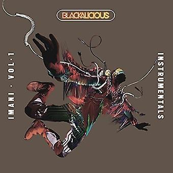 Blackalicious - Imani vol. 1 instrumentale [Vinyl] USA import