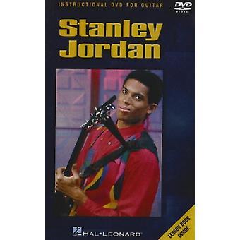 Stanley Jordan - importación de USA de Stanley Jordan [DVD]