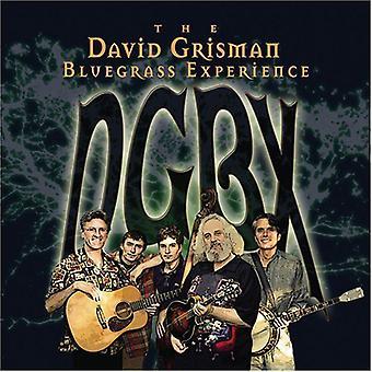 Grisman, David Bluegrass erfaring - David Grisman Bluegrass erfaring [CD] USA importerer