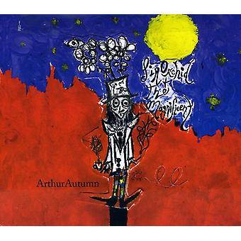 Arthur Autumn - Sir Orchid & storslåede [CD] USA Importer