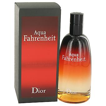 Christian Dior Men Aqua Fahrenheit Eau De Toilette Spray By Christian Dior