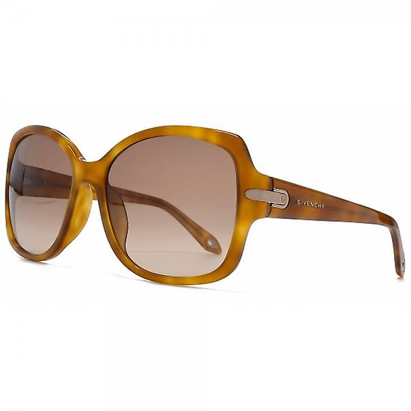 Givenchy Super Square Sunglasses In Blonde Havana