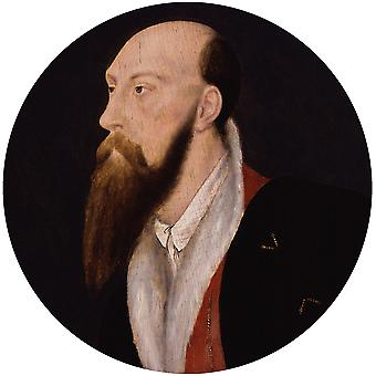 Hans The Younger - Sir Thomas Wyatt Poster Print Giclee