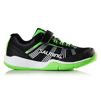 Salming children handball shoe Adder kid black - 1237096-0106