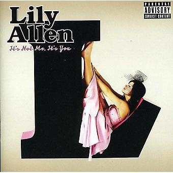 Lily Allen - It's Not Me It's You [CD] USA import