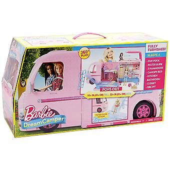 Barbie Barbie Supercaravana Amuebladada (Toys , Dolls And Accesories , Dolls , Vehicles)