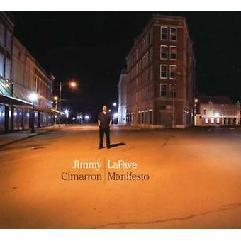 Jimmy Lafave - Cimarron manifest [CD] USA import