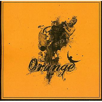 Mørke Sole - Orange [CD] USA import