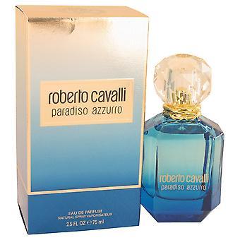 Roberto Cavalli Paradiso Azzurro Eau de Parfum 75ml EDP Spray