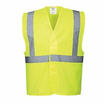 sUw - Hi-Vis Safety Workwear One Band & Brace Vest