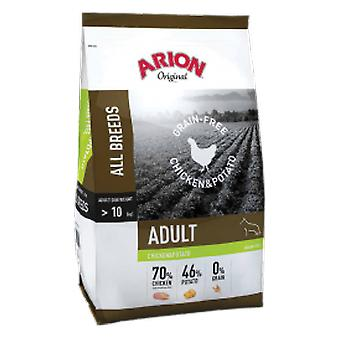 Arion Original Grain Free Pollo y Patata (Dogs , Dog Food , Dry Food)