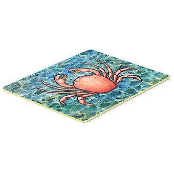 Carolines Treasures  BB5346CMT Crab Kitchen or Bath Mat 20x30