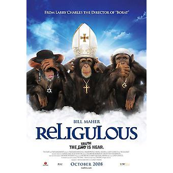 Religulous Movie Poster (11 x 17)