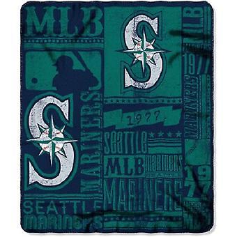 Seattle Mariners MLB nordvest Fleece kaste