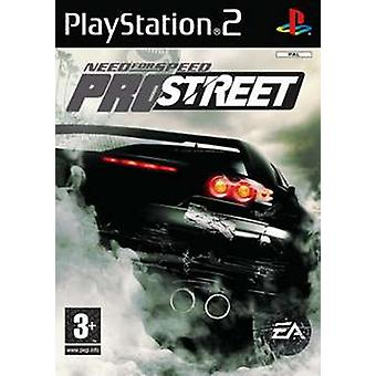 Need For Speed Prostreet (PS2) (usato)